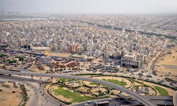 100 Square Feet Commercial Land for Sale in Karachi Bukhari Commercial