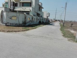 120 Square Yard Plot for Sale in Karachi Insha Cooperative Housing Society Scheme-45
