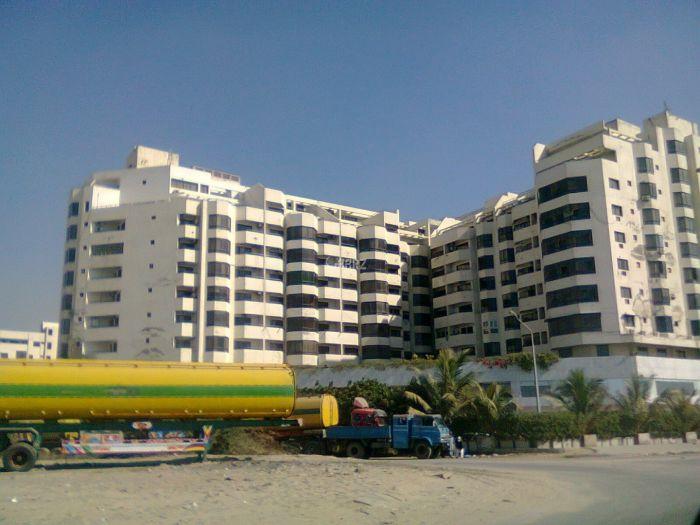 1750 Square Feet Apartment for Sale in Karachi Gulistan-e-jauhar Block-7