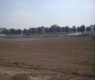 2000 Square Yard Plot for Sale in Karachi Bahria Golf City