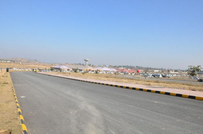 20000 Square Yard Residential Land for Sale in Karachi DHA Phase-8