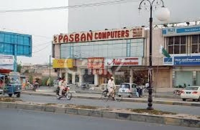 300 Square Feet Commercial Shop for Rent in Rawalpindi Gulraiz Phase-2