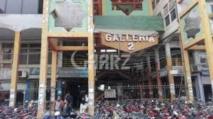 350 Square Feet Commercial Shop for Rent in Rawalpindi Gulraiz Phase-2