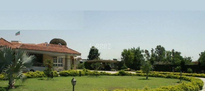40 Kanal Farm House for Sale in Islamabad Simly Dam