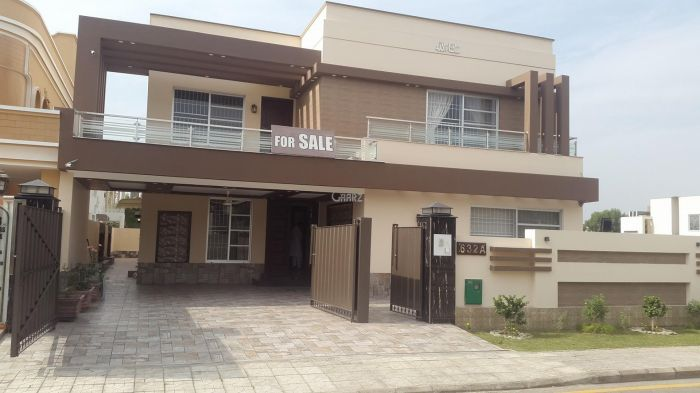 421 Square Yard House for Sale in Karachi DHA Phase-4