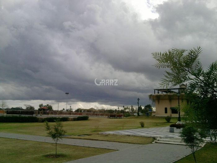 5 Marla Residential Land for Sale in Lahore Bahria Nasheman Iris