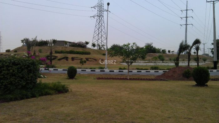 5 Marla Residential Land for Sale in Lahore Dream Housing Society