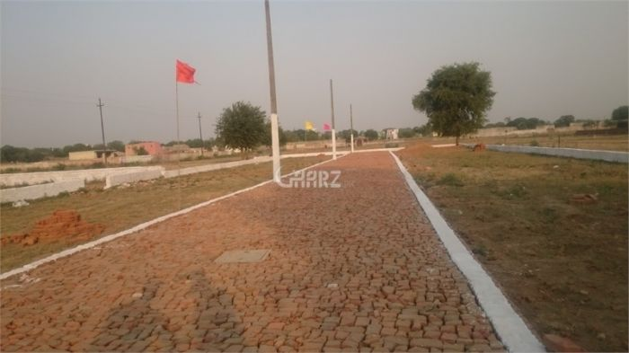 5 Marla Residential Land for Sale in Lahore