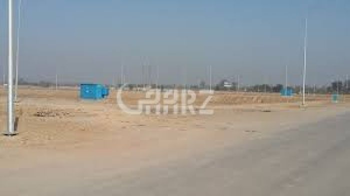 6 Marla Plot for Sale in Rawalpindi Block E