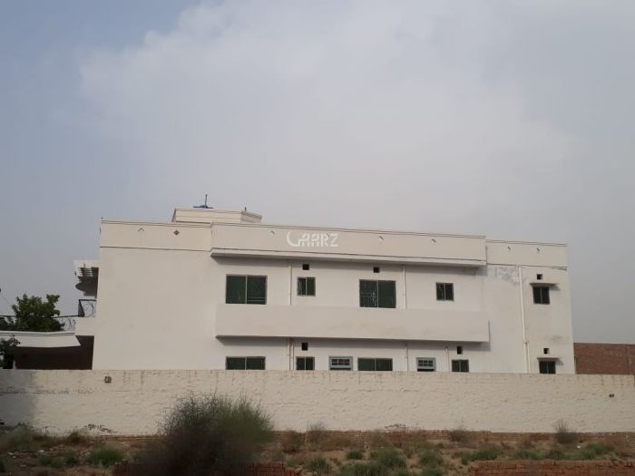 1 Kanal House for Rent in Bahawalpur Government Employees Cooperative Housing Society
