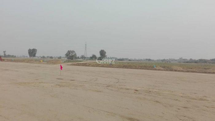 1 Marla Plot for Sale in Rawalpindi Capital Smart City, Lahore Islamabad Motorway