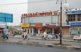 11 Marla Commercial Shop for Rent in Islamabad I-10 Markaz