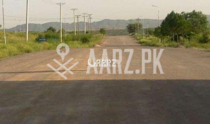 11 Marla Plot for Sale in Islamabad Block D