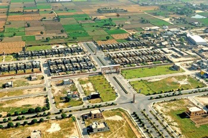 1125 Square Feet Residential Land for Sale in Lahore DHA-9 Town