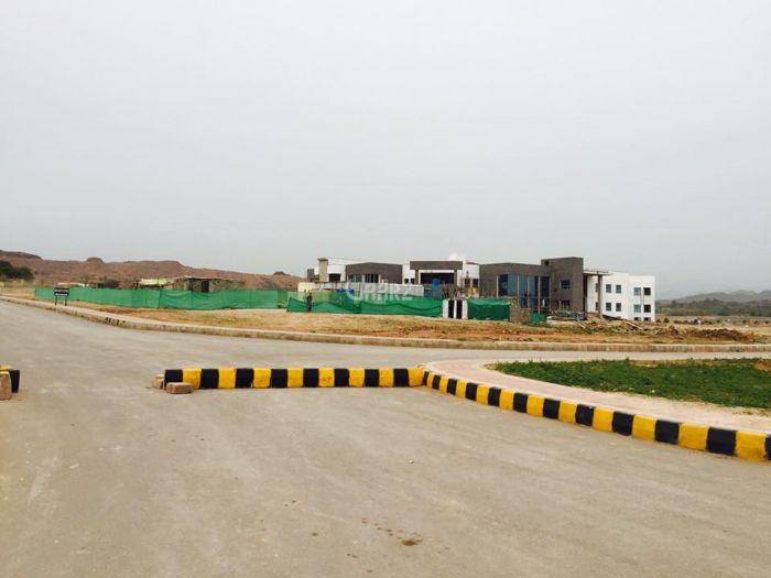 1.4 Kanal Plot for Sale in Rawalpindi Bahria Intellectual Village