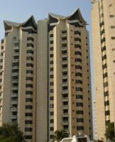 1400 Square Feet Apartment for Rent in Karachi Clifton Block-2