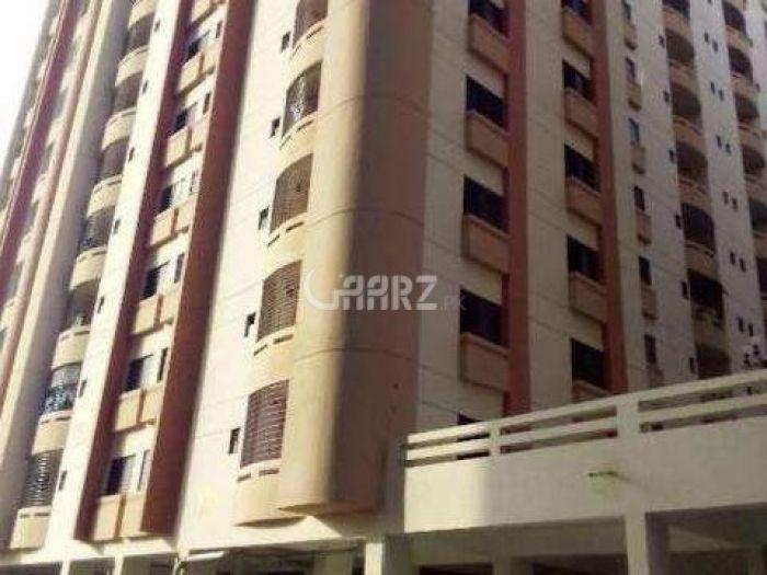 1700 Square Feet Apartment for Rent in Karachi Clifton Block-2