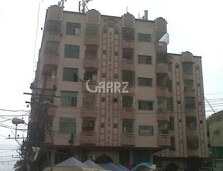 1800 Square Feet Apartment for Rent in Karachi Clifton Block-5