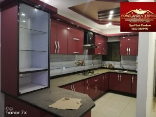 1800 Square Feet Apartment for Sale in Karachi Palm Residency
