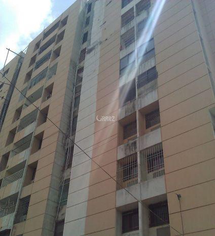 2300 Square Feet Apartment for Sale in Karachi Siama Jinnah Avenue