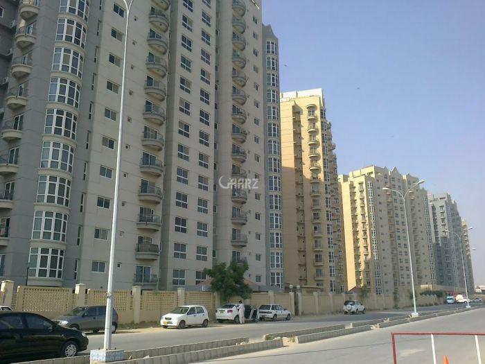 2600 Square Feet Apartment for Rent in Karachi Clifton Block-5