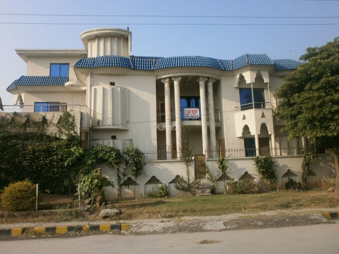 3 Kanal House for Rent in Faisalabad Block D,