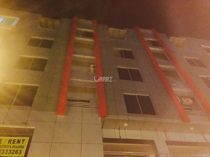 300 Square Feet Apartment for Rent in Rawalpindi Hub Commercial, Bahria Town Phase-8 Safari Valley