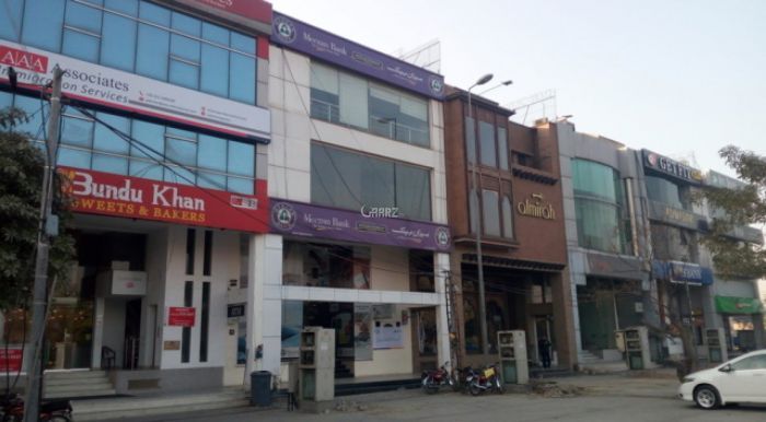 31 Marla Commercial Building for Rent in Lahore Garden Town