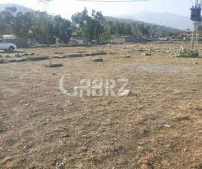 5 Marla Plot for Sale in Islamabad Block E