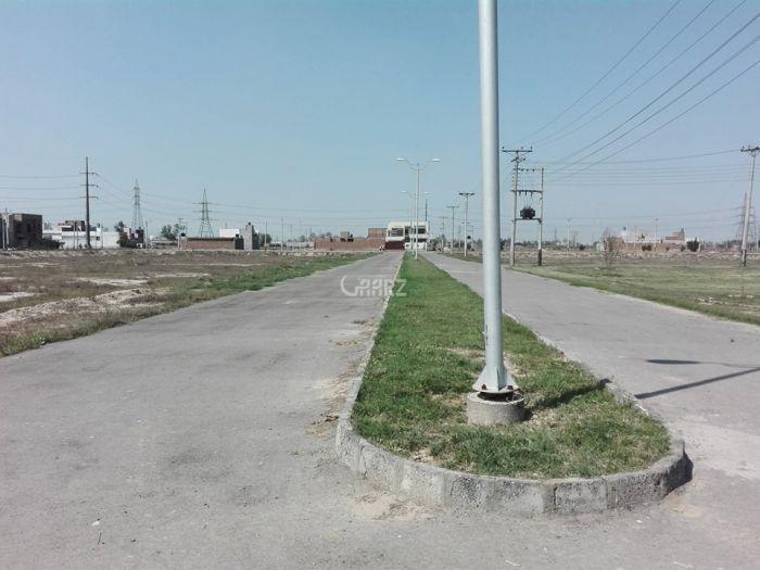 5 Marla Plot for Sale in Islamabad Block F