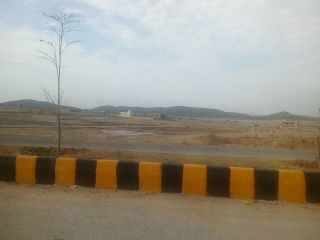 5 Marla Plot for Sale in Islamabad D-12/1