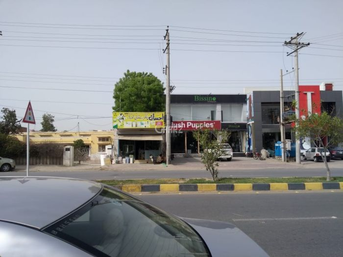 6325 Square Feet Commercial Building for Rent in Bahawalpur Model Town A