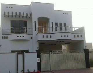 8 Marla House for Rent in Rawalpindi Safari Homes, Bahria Town Phase-8