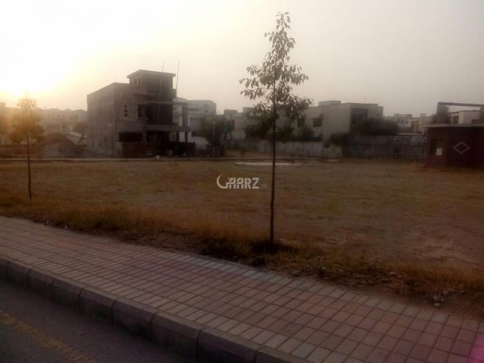 8 Marla Plot for Sale in Rawalpindi Sector-4