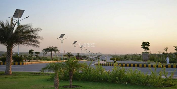 800 Square Yard Residential Land for Sale in Karachi DHA Phase-8