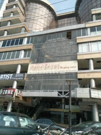 9000 Square Feet Commercial Building for Rent in Lahore Zafar Ali Road