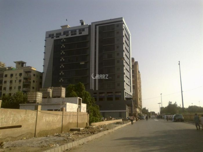 920 Square Feet Commercial Office for Rent in Karachi DHA Phase-6