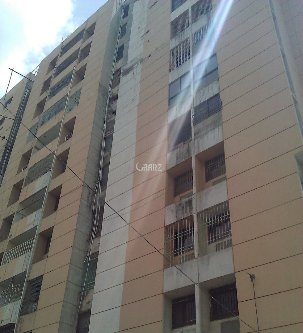 950 Square Feet Apartment for Rent in Karachi DHA Phase-7
