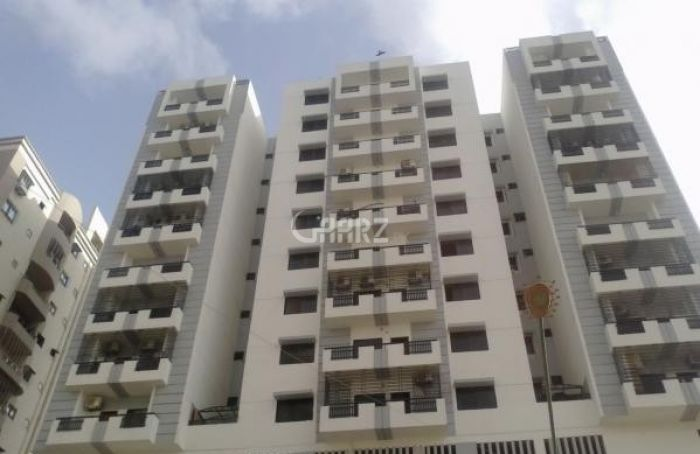 960 Square Feet Apartment for Sale in Karachi Bahria Apartments