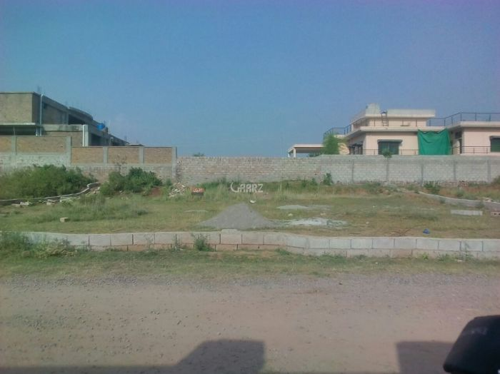 1 Kanal Plot for Sale in Islamabad Mera Road, Green Fields Bhara Kahu