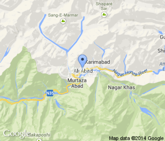 1 Kanal Plot for Sale in Hunza Ali Abad