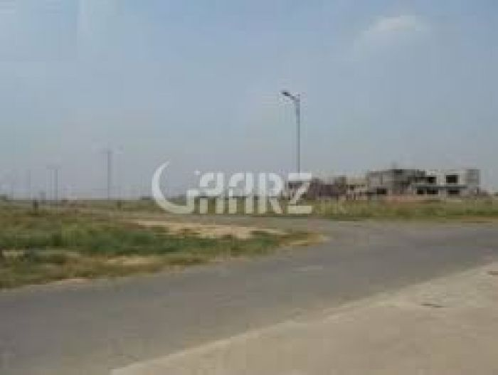 10 Marla Residential Land for Sale in Lahore Jubilee Town Block D