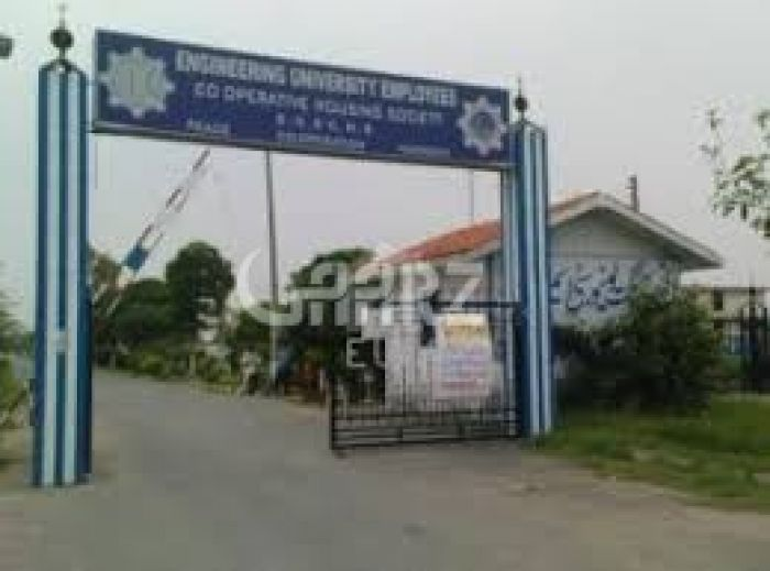 10 Marla Residential Land for Sale in Lahore Uet Housing Society Block C