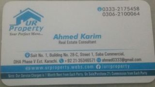 1700 Square Feet Commercial Office for Rent in Karachi Mt Khan Road