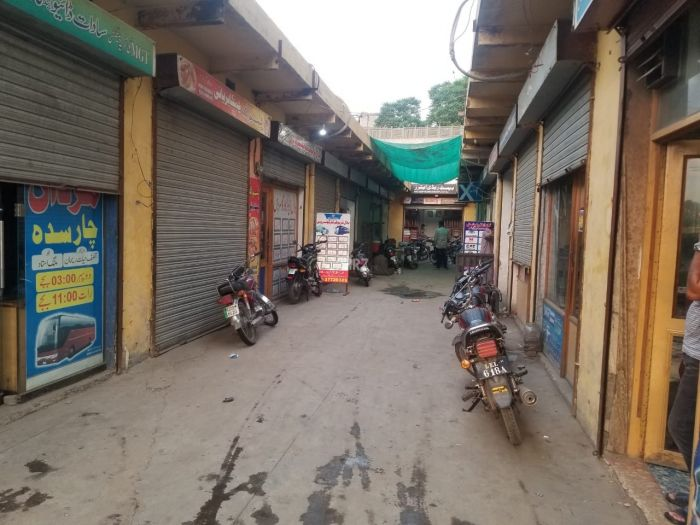 22 Marla Commercial Land for Sale in Lahore Badami Bagh Auto Centre, Opp Gate No-1, Greater Iqbal Park, Main Road