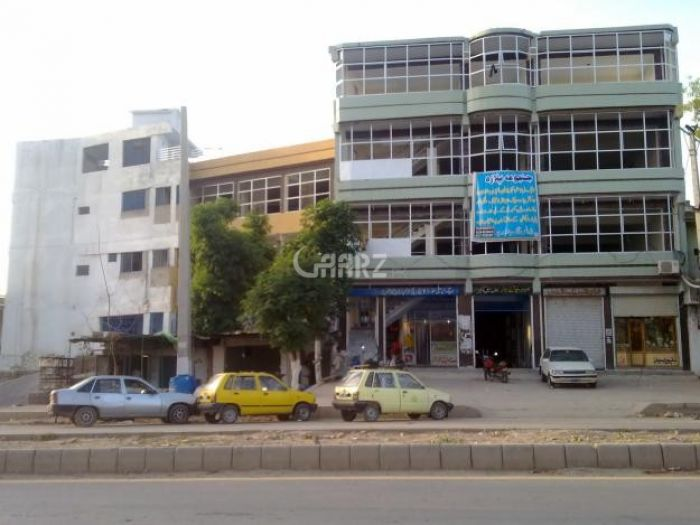 22000 Square Feet Commercial Building for Rent in Lahore Main Boulevard Gulberg