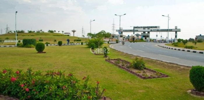2.5 Kanal Residential Land for Sale in Islamabad Mpchs Block B, Mpchs Multi Gardens