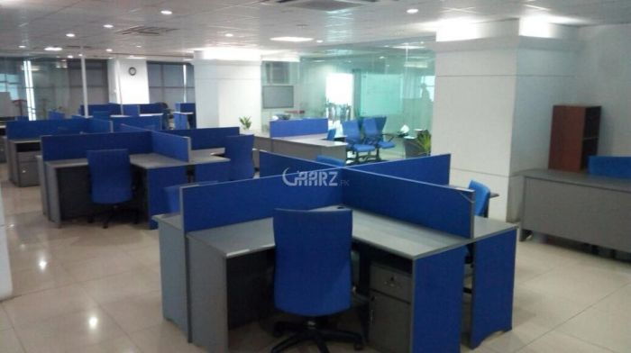 25000 Square Feet Commercial Office for Rent in Lahore Gulberg-3