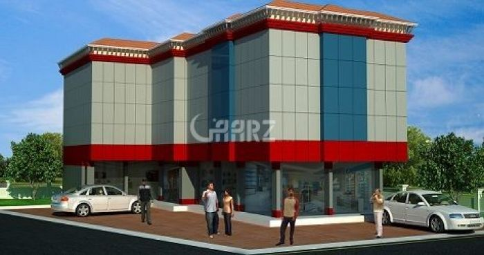 3 Kanal Commercial Building for Rent in Multan Kalma Chowk