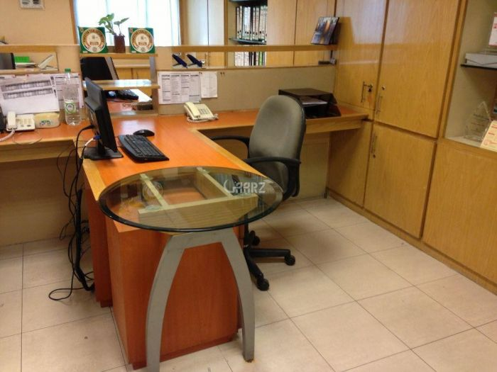 4 Marla Commercial Office for Rent in Lahore DHA Main Boulevard